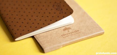 Corrupios novos: Sorvete de Chocolate