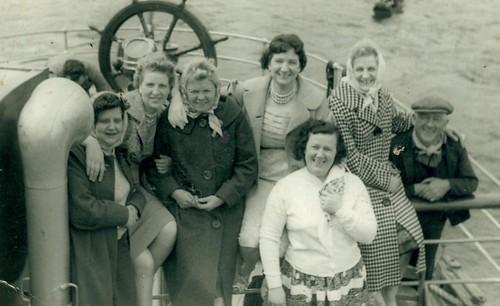 Batty and Helen Gorman, 60's