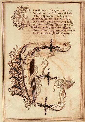004-Opera dianto nella quale vedrete molte caratteri di lettere - Antonio Schiratti – 1600-1615