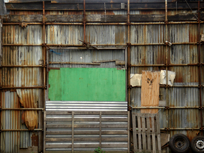 Corrugated Cladding