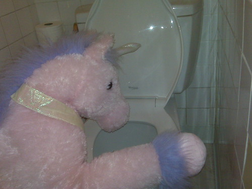Unicorn Puking