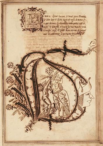 003-Opera dianto nella quale vedrete molte caratteri di lettere - Antonio Schiratti – 1600-1615