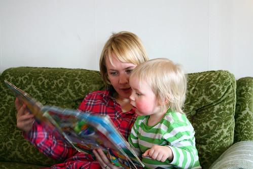 Läsa med Åsa