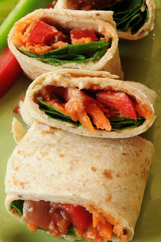 veggies wraps 3