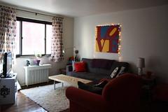 Living Room, angled