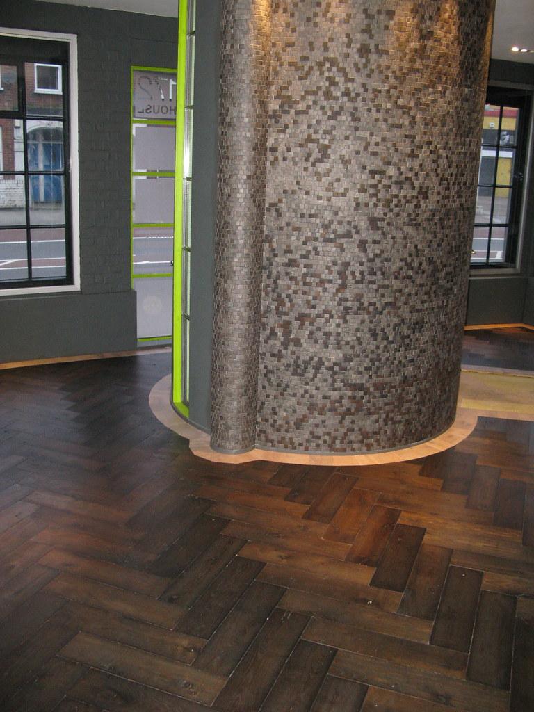Parquet Flooring UK, Aged and Distressed Hardwood Flooring