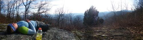 Misti Resting Panorama