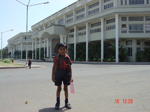 Vedant Agrawal School Indore by adinsist