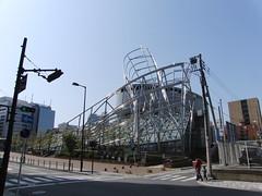 Osaka International Museum, Osaka, Japan.