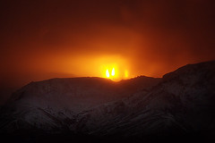 Fimmvruhls eruption (fredrikholm.se) Tags: island fire volcano iceland islandia fountains eruption sland vulkan markarfljt eldfjall volcn islanda fimmvruhls eyjafjallajkull eyjafjallajokull valahnkur fimmvorduhals eldgos hsadalur