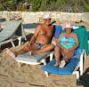 St George's Bay beach, Cyprus (pj's memories) Tags: male beach sunglasses seaside cyprus briefs slip speedo vpl brief sunbathing speedos bulge sunlounger tanthru kiniki bearinspeedos huskyinspeedos bearinbikinibrief bearinbiki7nibrief