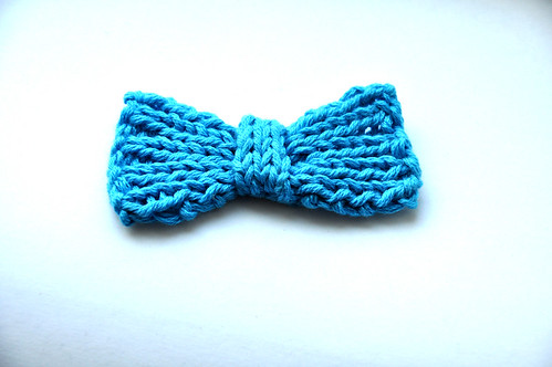 Not So Itty Bitty Bow Pattern Untangling Knots