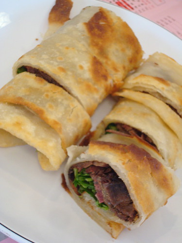 Kings Cup's Beef Rolls