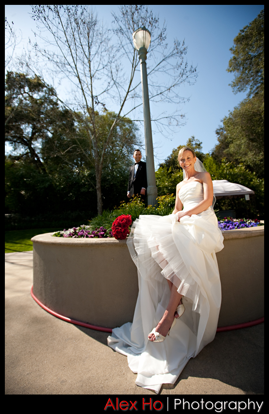 lightpole orinda country club wedding
