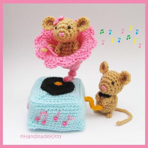 Free Onigiri Couple Amigurumi Crochet Pattern By Handmadekitty : Flickriver: HandmadeKitty=^_^=s photos tagged with ganchillo