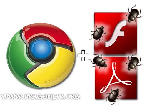 4479914271 05b45903f0 Google Chrome podría dejar de ser el Navegador más Seguro
