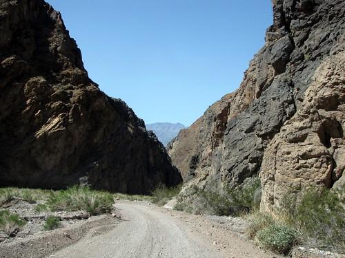 Titus Canyon Drive-9