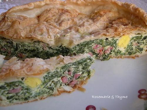 DSCN2133 -  torta rustica con uova di quaglia