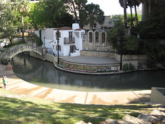 San Antonio Riverwalk Stage