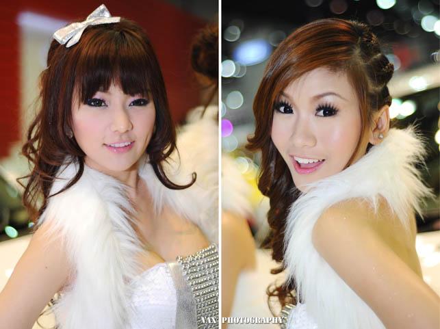 Bangkok Motor show girls 02