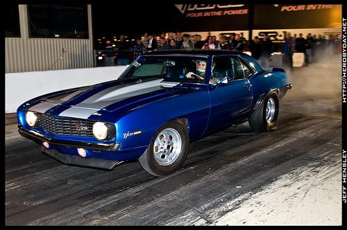 Mats 69 Camaro - Irwindale Speedway