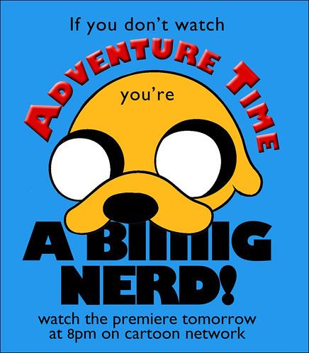 Don't be a BIIIIIG nerd