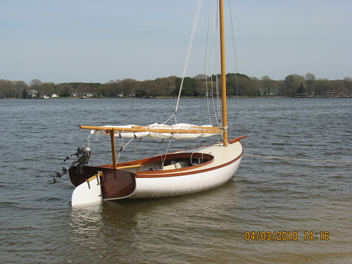 NY NC: For Free Lapstrake Sailboat Plans