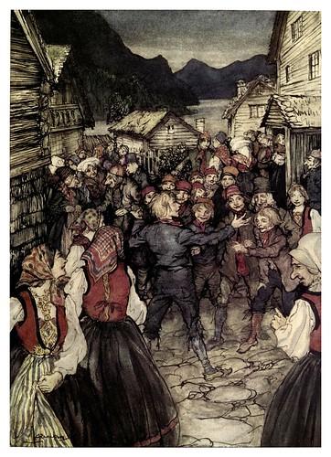 015-Peer Gynt  a dramatic poem - Arthur Rackham