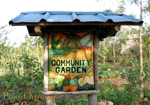 Herbana-community garden