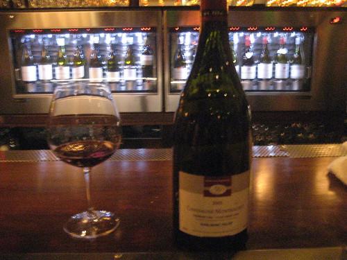 Burgundy at RN74