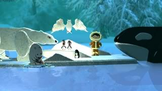 "LBP PS3 Community Level – ""ARCTIC"""