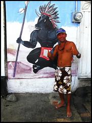 Zhihaut-Papa-Surf-Toro0001 (dristis-mudra) Tags: street mexico performer guerrero zhihautenejo