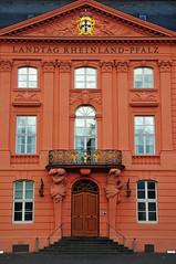 Mainz - Landtag Rheinland-Pfalz (mbell1975) Tags: germany deutschland landtag europe state eu parliament palace schloss mainz rheinlandpfalz deutschhaus