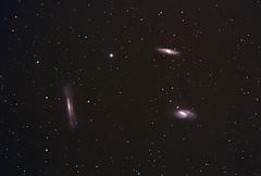 Leo Triplet of Galaxies (Fabiuzzo77) Tags: leo astrophotography astrofotografia astronomy triplet leone astronomia astrophoto m65 m66 astrofoto leonis Astrometrydotnet:status=solved tripletto Astrometrydotnet:version=14400 Astrometrydotnet:id=alpha20100443254392