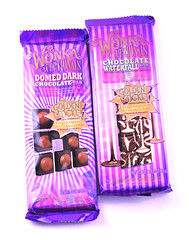 Wonka Chocolate Dome & Chocolate Waterfall Bars