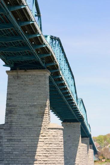 Chattanooga Riverboat - bridge 2