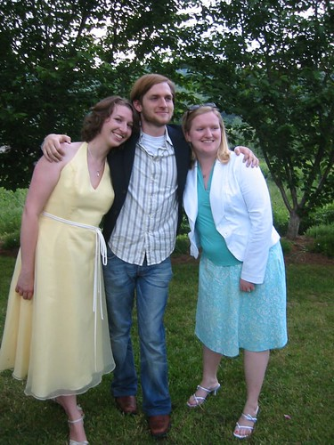 The Sibs at a Wedding, 2006