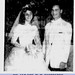 Barbara Pinder & William Carpenter Wedding Pic - 02_22_61