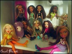 Girlz 3... (Carol Parvati ) Tags: princess yasmin bratz cloe fianna icandy candyz roxxi carolparvati styllin