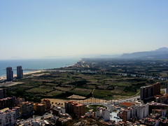 Cullera,Spain- a city at the Mediterranean Seaside (Aleksejs Medvedevs (Alex)) Tags: valencia spain mediterraneansea cullera