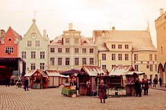 Raekoja plats (aneez.) Tags: nikon europe estonia 1855 nikkor tallin d40 afsdxzoomnikkor1855mmf3556gedii