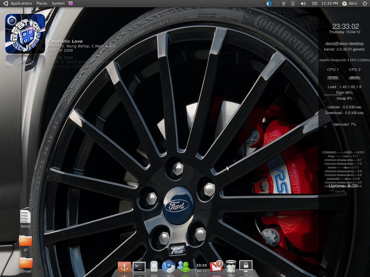 Post Your Desktop!