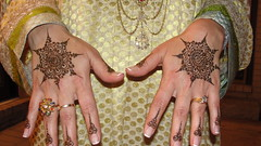 party henna (Henna Craze) Tags: wedding art bride artist body michigan indian detroit annarbor ypsilanti arab monroe pakistani shaadi bridal henna craze canton mehndi middleeastern westbloomfield mhendi sumeyya hennacraze