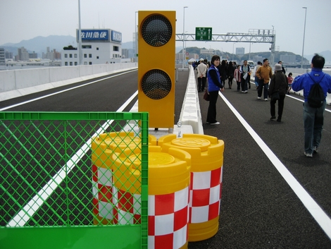 広島高速 開通イベント ハイウェイウォーク19
