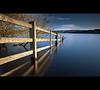 Fence  - - > (Reed Ingram Weir) Tags: longexposure england fence north east cp flooded polariser derwentreservoir leefilters reeingramweir wwwreedingramweircouk helopan lee10stop 075h