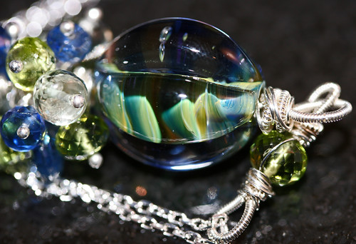 The RAIN FOREST Necklace
