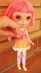 *35/365* Mum, hold my hand... (Xtineta) Tags: project doll peony days blythe 365