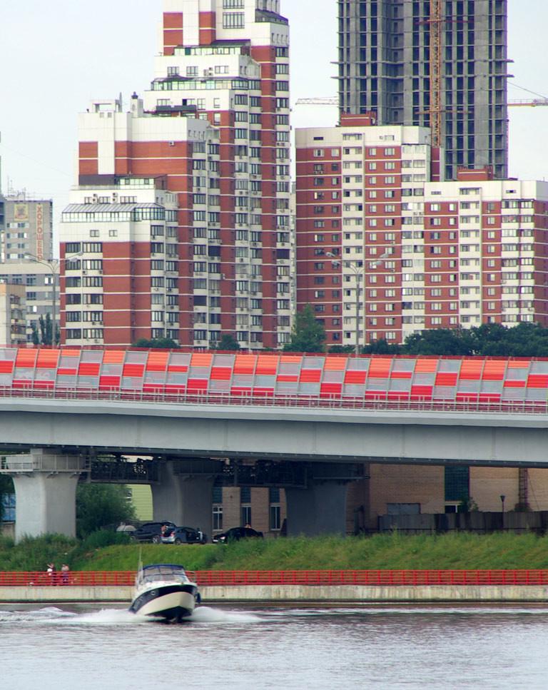 фото: Живописный мост
