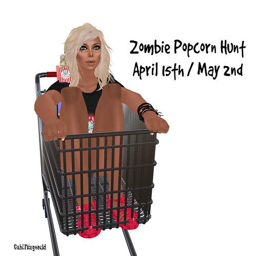 zombiePopcorn Hunt