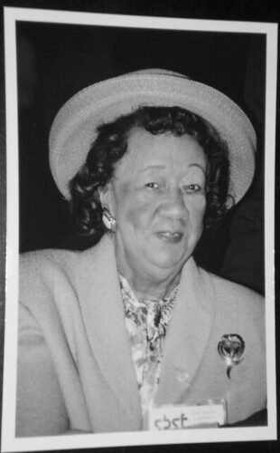 The late great Dorothy Height form my celebrity archive